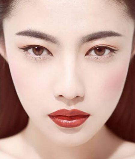 ทรงปากที่สวยเหมาะกับรูปหน้าของผู้หญิง